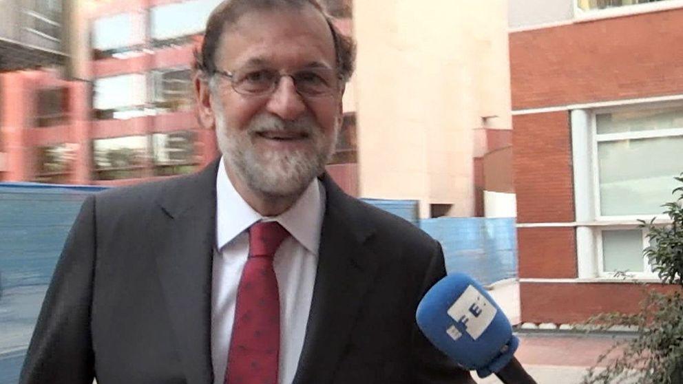 Rajoy reaparece en Sevilla 'de fiesta' pero no estará en el acto del PP