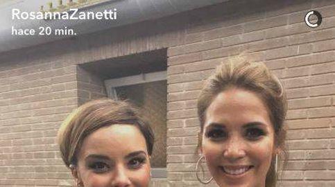 La foto de Chenoa y Rosanna Zanetti tras la 'cobra' de David Bisbal