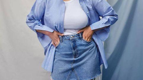 Renueva tus básicos imprescindibles con esta falda vaquera de Primark