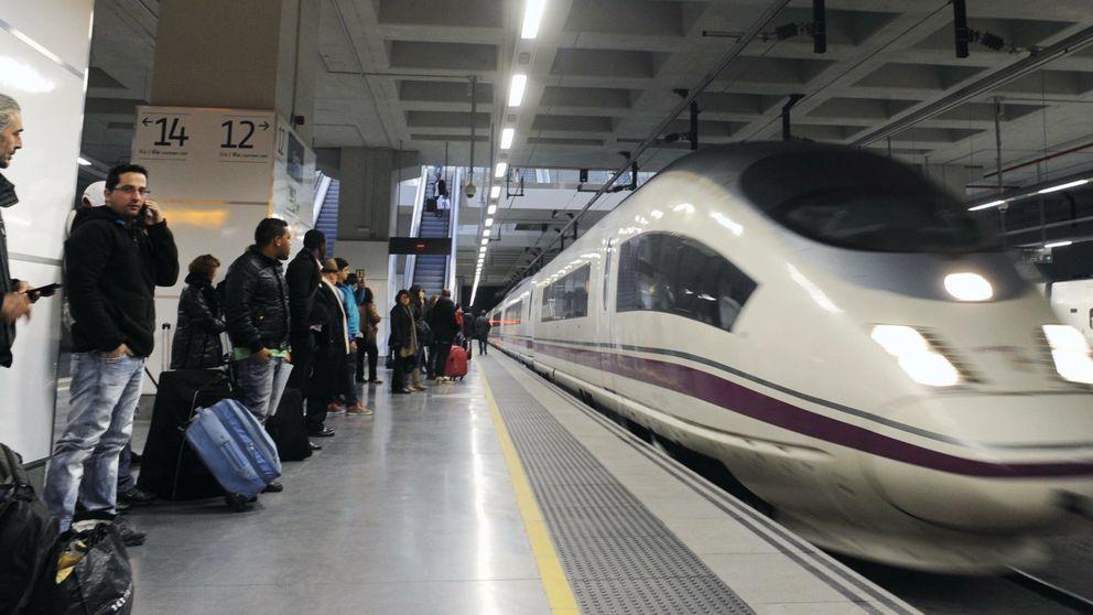 El AVE alcanza en 2014 un récord de más de 29 millones de viajeros