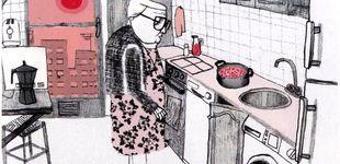 Post de Ana Penyas, primera mujer en ganar el Premio Nacional del Cómic