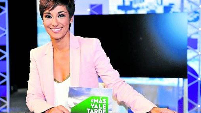 La periodista Adela González.