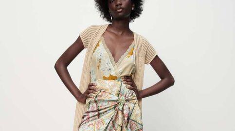 Tres faldas midi de Zara ponibles y muy baratas que vas a querer usar todo el verano