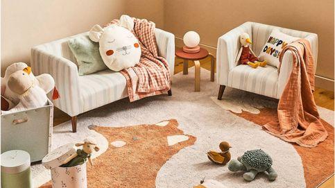 Renueva el dormitorio de los niños gracias a las rebajas de Zara Home