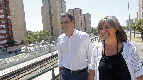 El cinturón industrial de Barcelona, obrero, rojo y 'español', sigue al margen de la Diada
