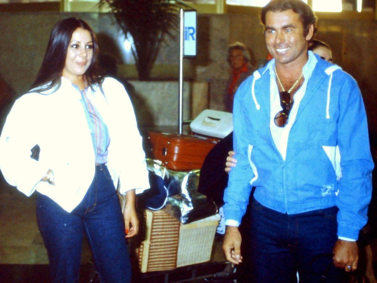 Foto: Isabel Pantoja y Paquirri, en una imagen de archivo. (Cortesía)