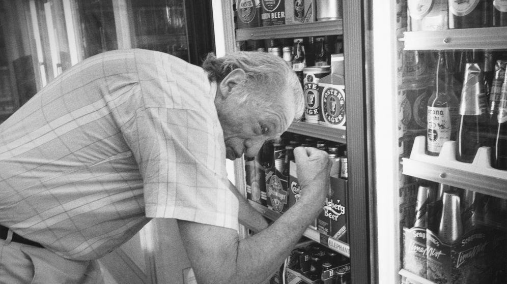 Foto: Retrato del escritor Charles Bukowski (Corbis)