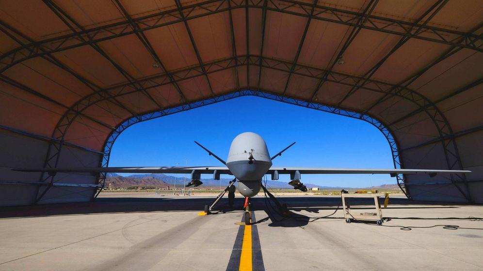 Foto: Un dron MQ-9 Reaper del ejército de EEUU. (Foto: Reuters)
