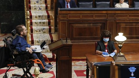 Echenique acusa a Casado de votar por el contagio y el rebrote al grito de libertad
