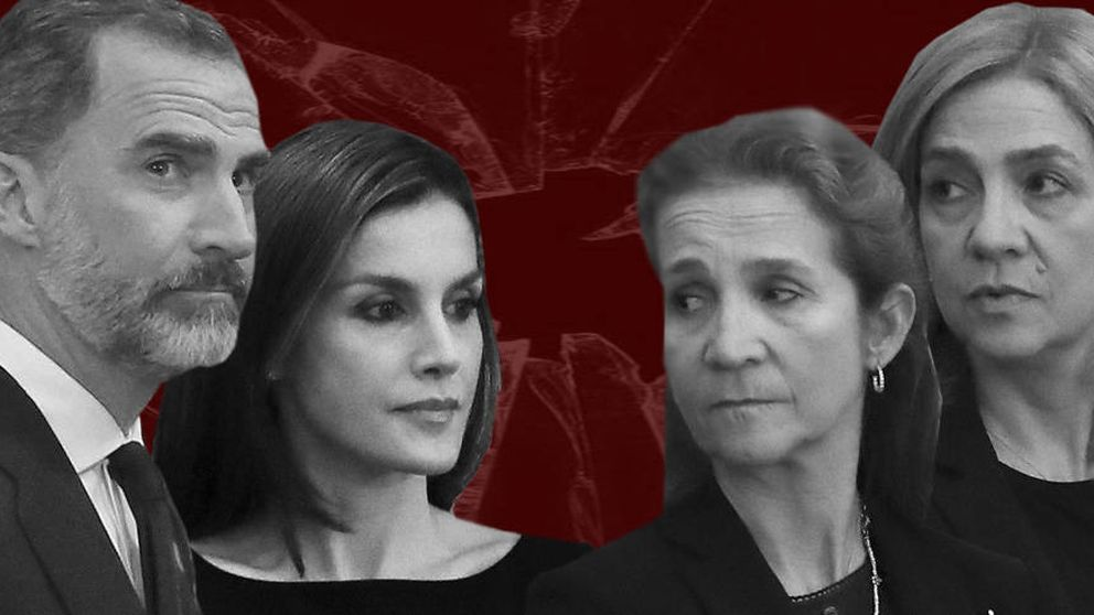La comunicación no verbal del funeral que reunió a los Reyes con Cristina