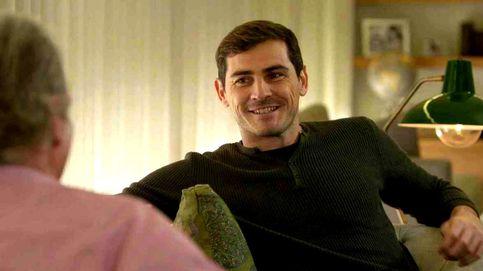 Casillas, sobre Mou: Si las cosas van bien somos guapos, si van mal se habla