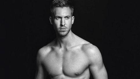 Calvin Harris, novio de Taylor Swift, se desnuda para Emporio Armani