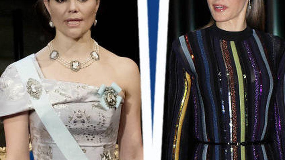 Estilo Real: una Letizia fan de las últimas tendencias y una Victoria de 'plástico'