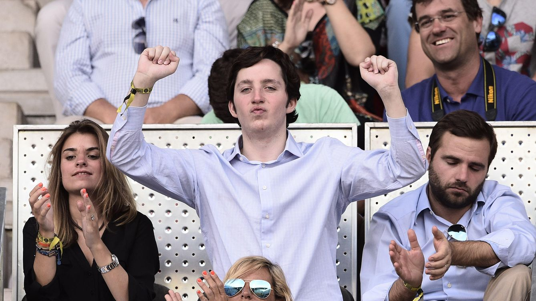 Todo lo que se perdió 'el pequeño Nicolás' tras ser expulsado del Madrid Open