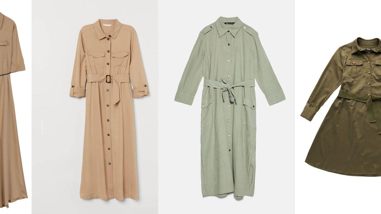 Dolores Promesas, H&M, Zara, Blauer.