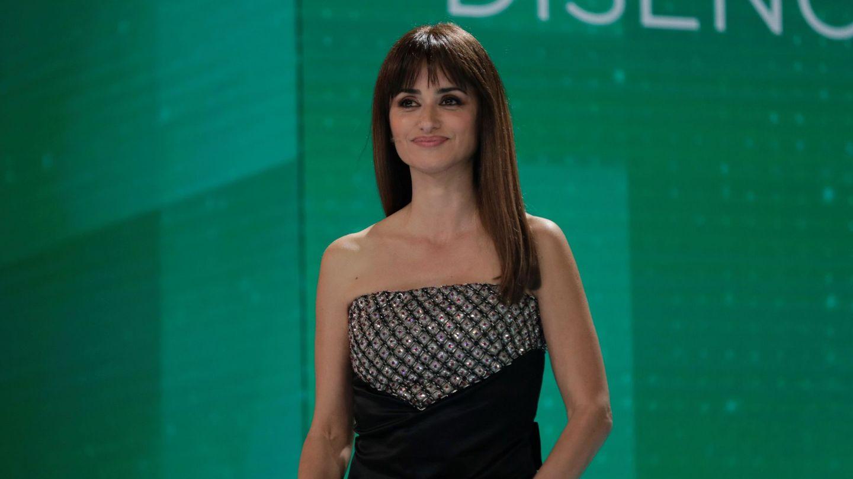 Penélope Cruz, en la gala de la 35 edición de los Premios Goya. (EFE)