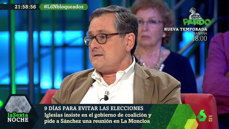 Francisco Marhuenda, en 'La Sexta noche. (Atresmedia).