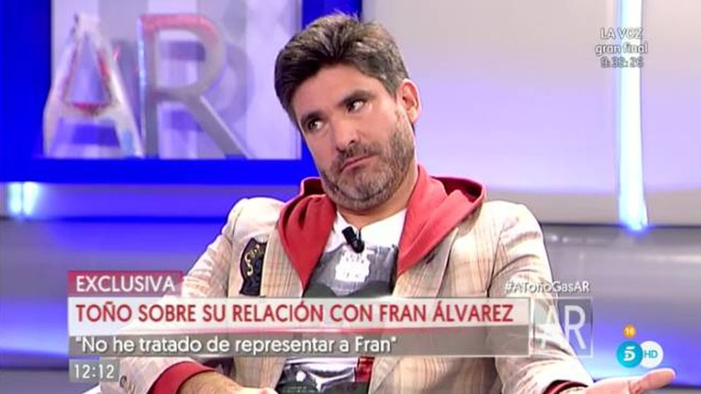 Toño Sanchís confirma el poder de Belén Esteban dentro de Mediaset