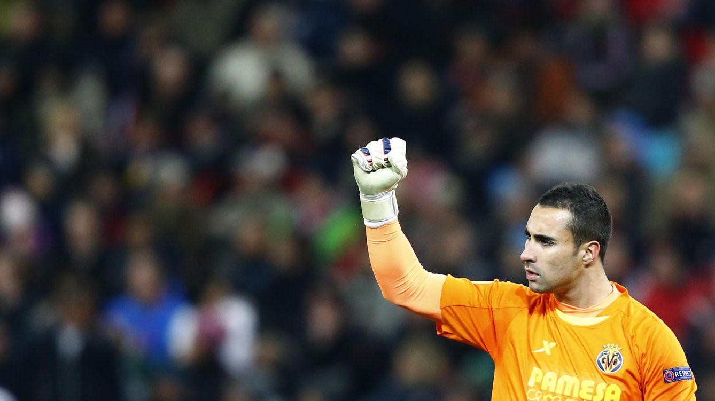 Foto: Sergio Asenjo ha encontrado en el Villarreal su club ideal.
