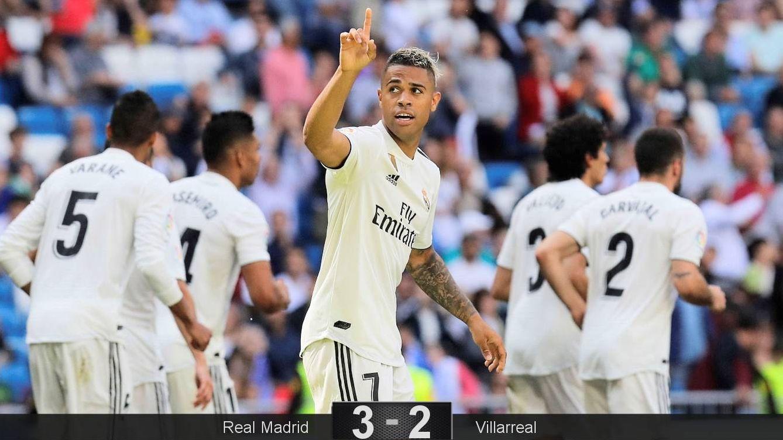 Foto: Mariano no marcaba desde el 3 de febrero contra el Alavés. (EFE)