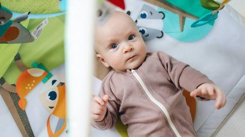 Gimnasio para bebés, la manera de que el niño crezca jugando y aprendiendo