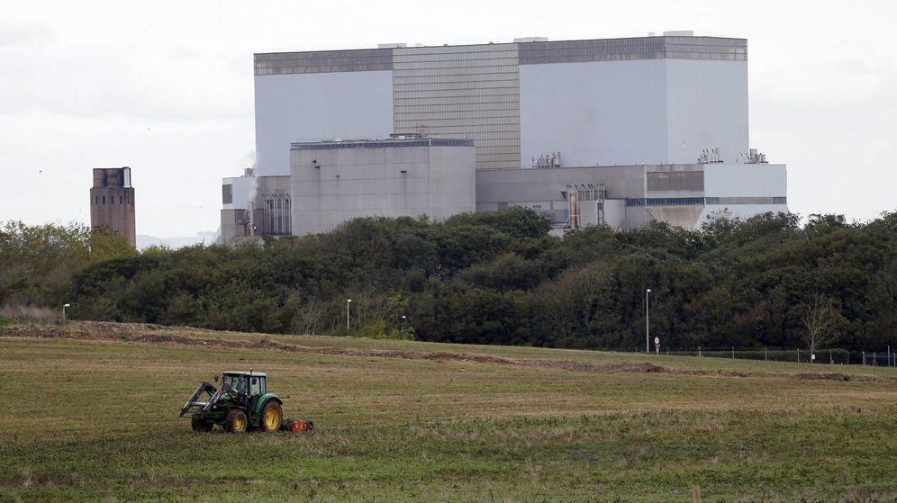 Foto: Planta nuclear de Hinkley Point. (Reuters)