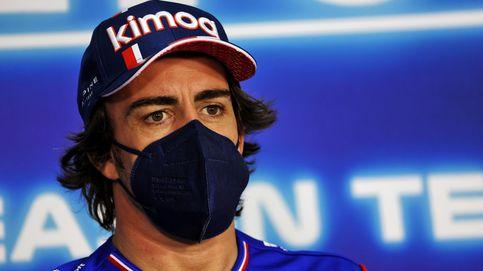 ¿Dónde estará el Alpine de Alonso? El riesgo de correr en solitario contra todos