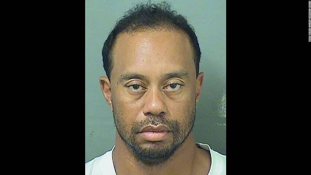 Tiger Woods dio negativo en dos pruebas de alcoholemia