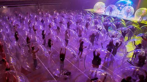 La ingeniosa idea de un grupo para dar un concierto en plena pandemia