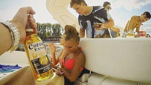 La vida de los jóvenes ricos rusos: entre coches de lujo, alcohol y yates