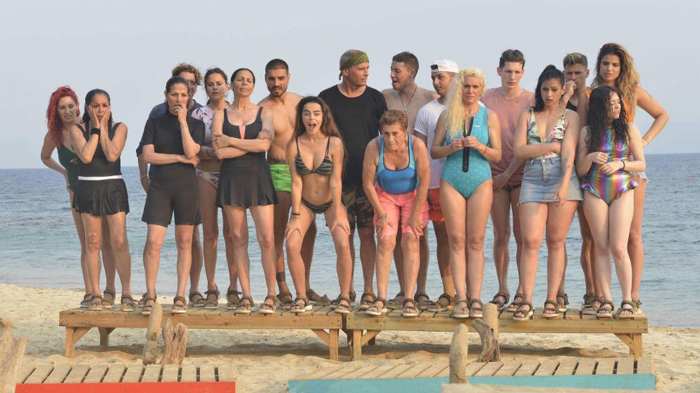 Concursantes de 'Supervivientes 2019'. (Mediaset España)