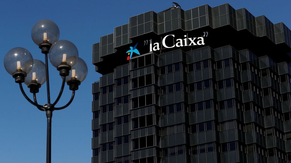 Foto: La sede de La Caixa en Barcelona. (Reuters)