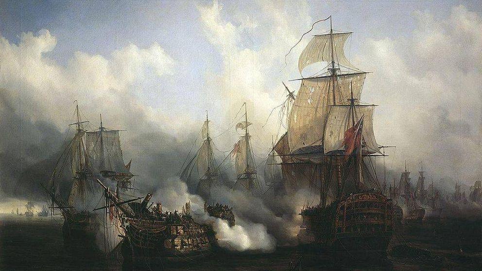 Algunas verdades incómodas sobre la batalla de Trafalgar