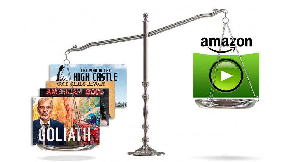 Bezos, tienes un problema: tus series me gustan... el Amazon Prime Video, no
