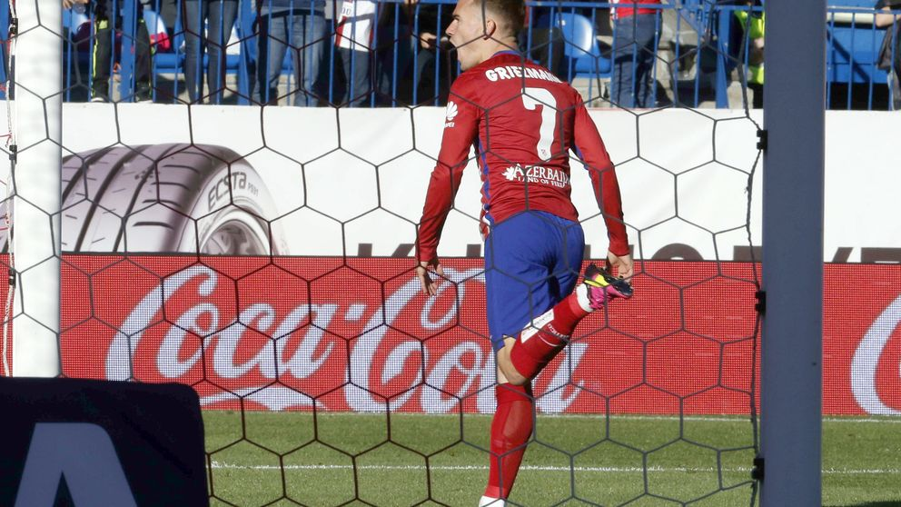 El agente de Griezmann abre la puerta de salida del Atlético de Madrid