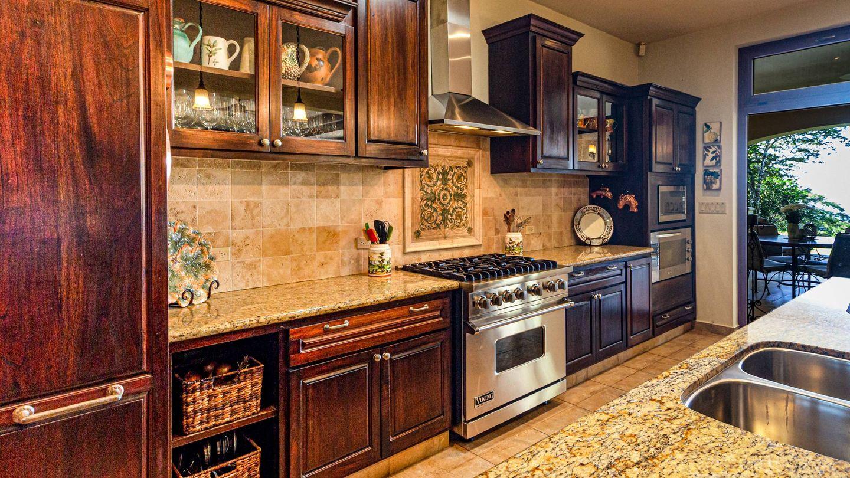 Claves para decorar una cocina con estilo rústico. (fran hogan para Unsplash)