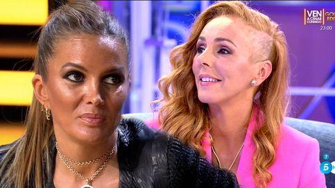 Marta hace llorar a Rocío en una pausa de 'Sálvame' con información de su hijo