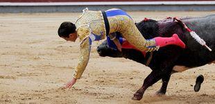 Post de Rubén Pinar y el banderillero José Antonio Prestel, heridos en las Ventas