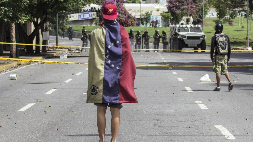 Venezuela, principio del fin