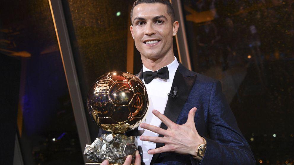 Así luce Cristiano Ronaldo como superhéroe animado de 'Striker Force 7'