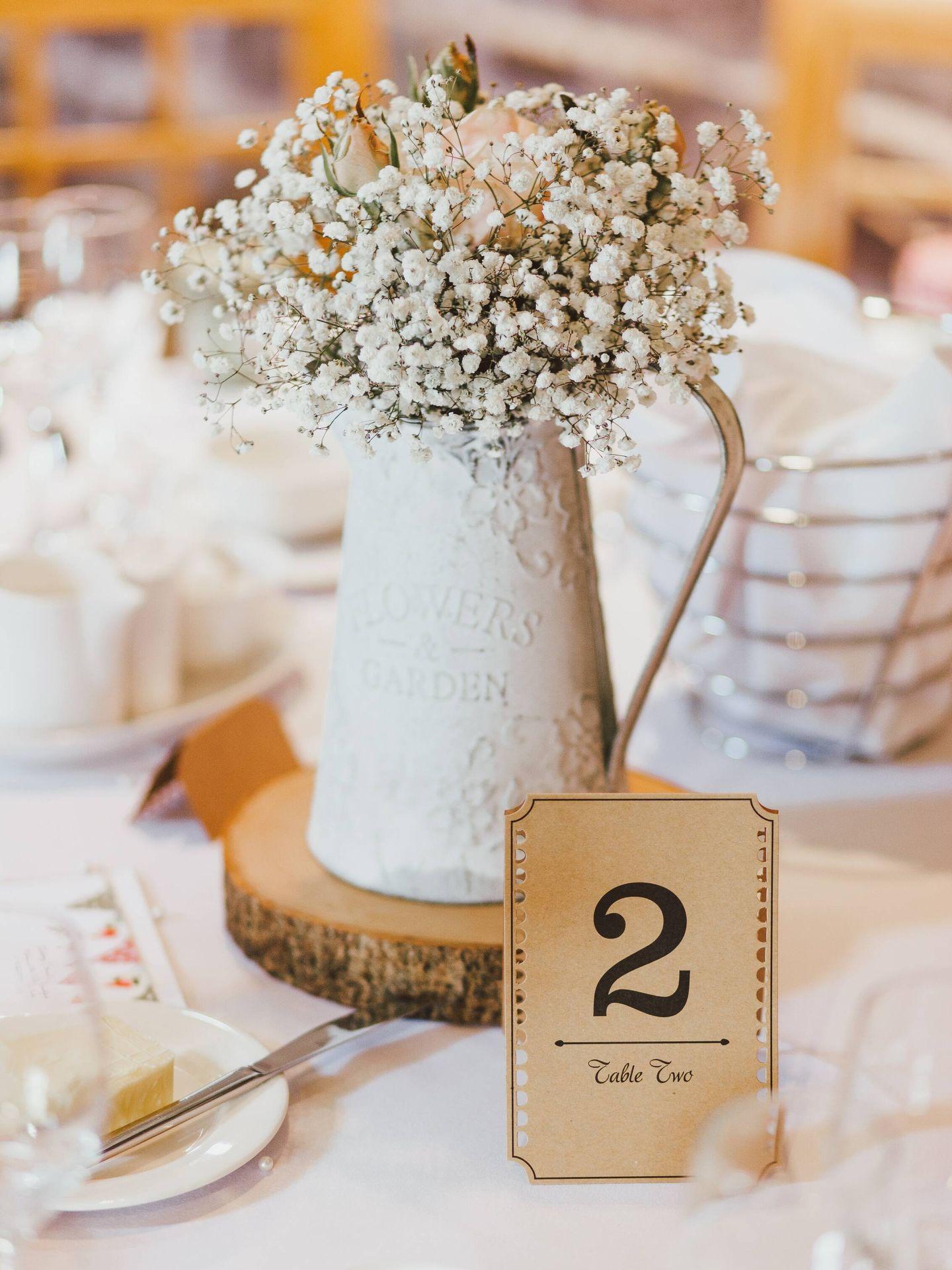 Distribución de las mesas en las bodas. (Wedding Photography para Unsplash)