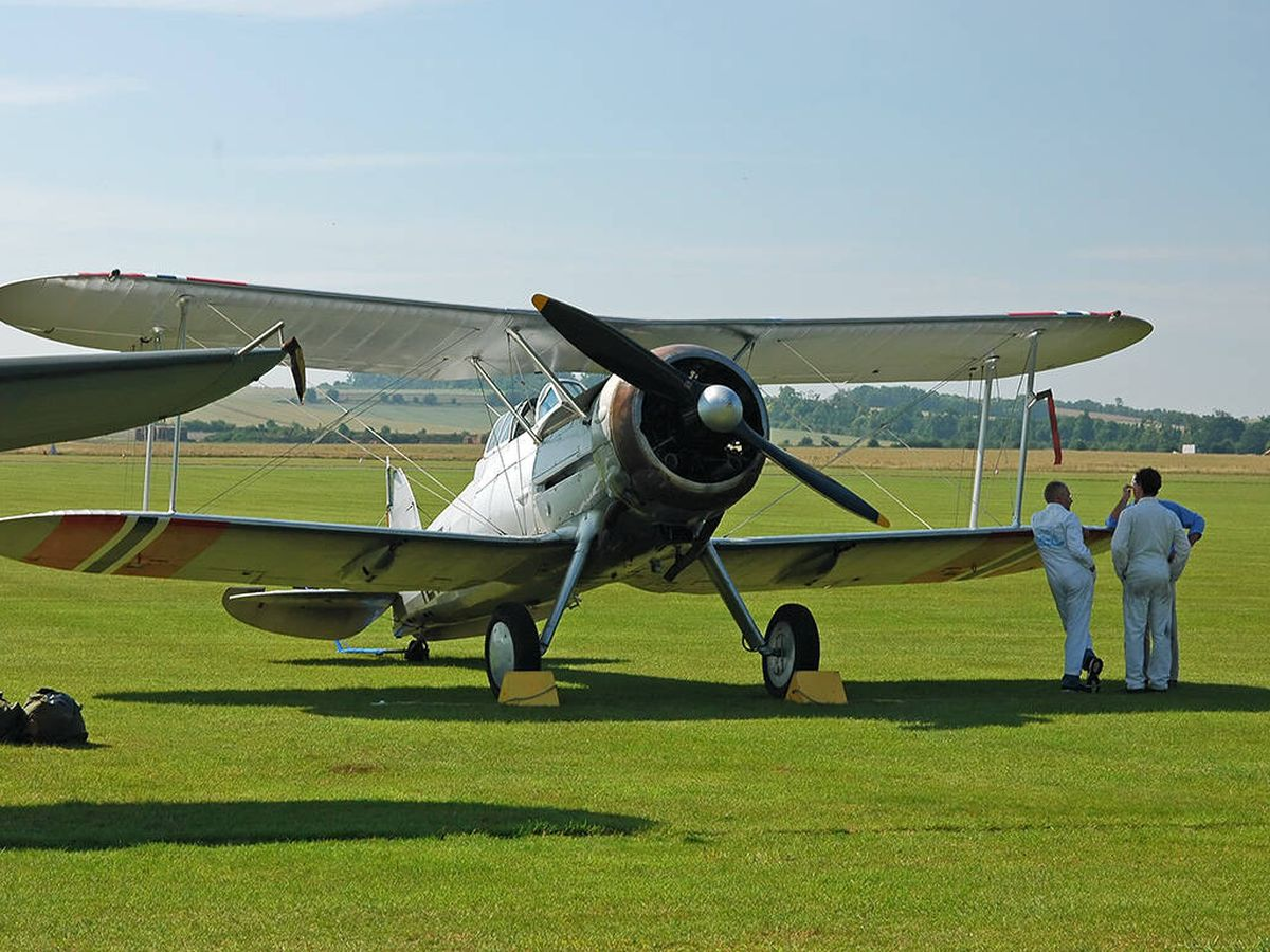 Foto: Gloster Gladiator (Creative Commons)