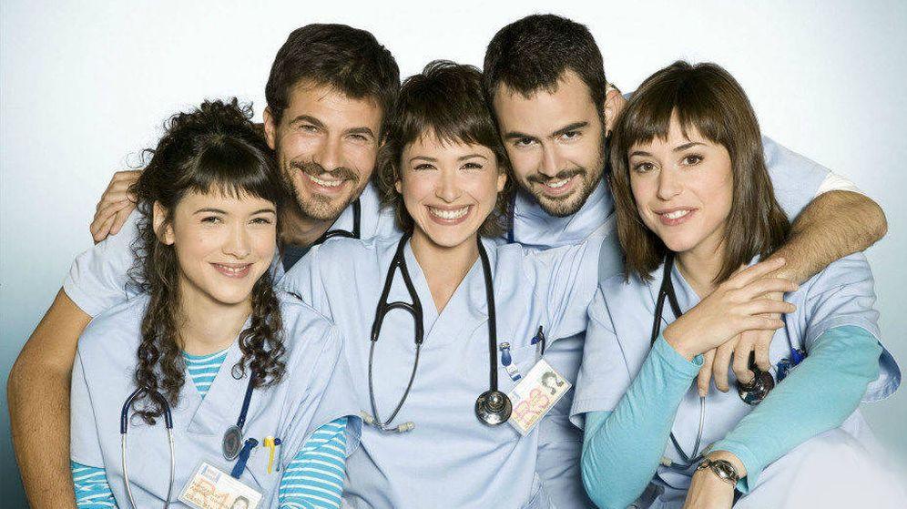 Foto: Imagen de la serie 'MIR', emitida por Telecinco en 2007/2008. (Mediaset)