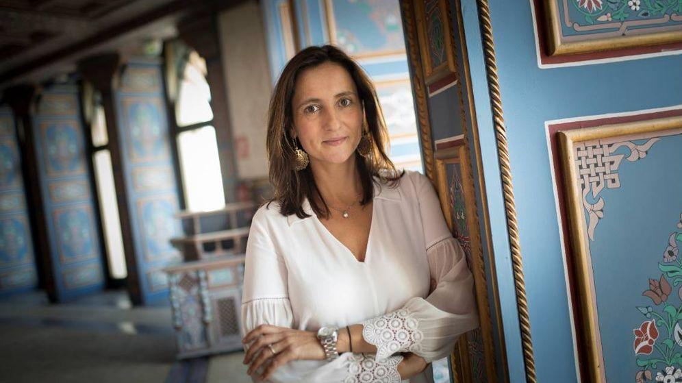 Foto: María Andrés, directora de la Oficina del Parlamento Europeo en España. (Cedida)