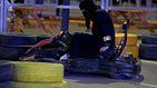 Dos detenidos por robar el motor de un kart y agredir a su propietario en Valladolid