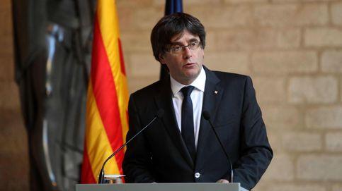 Discurso de Carles Puigdemont: No hay garantías para convocar elecciones
