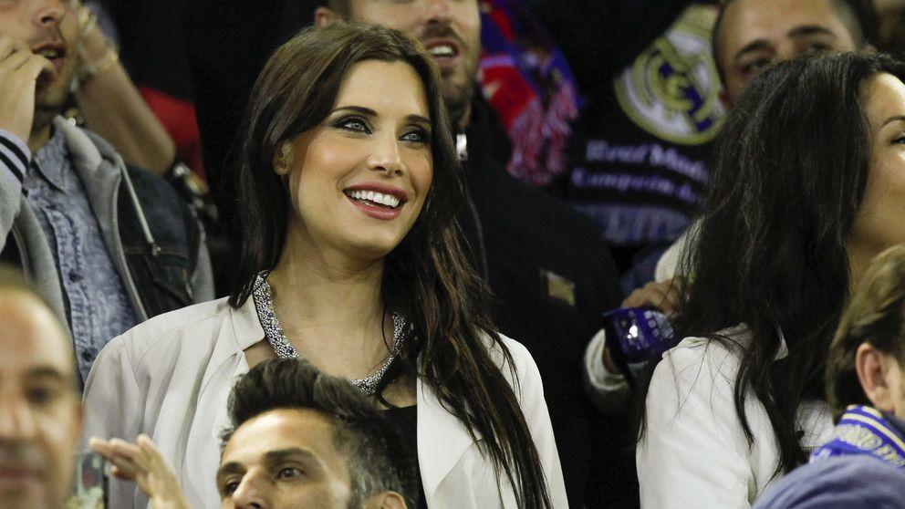 Pilar Rubio, el talismán de Ramos en la final de la Copa del Rey