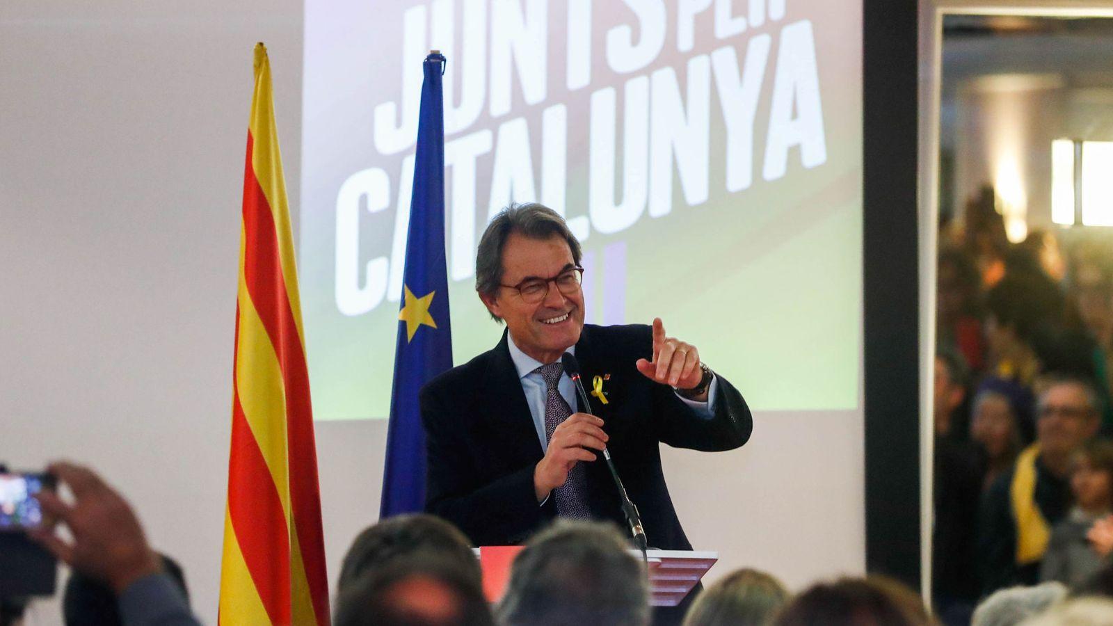 Foto: El expresidente de la Generalitat, Artur Mas. (Reuters)