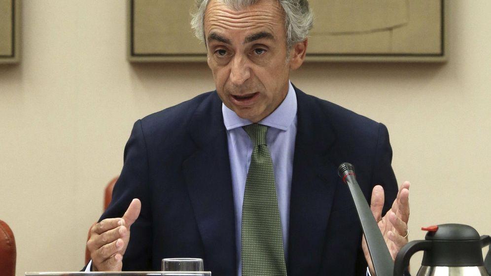 Foto: El exsecretario de Estado de Hacienda, Miguel Ferre, en una imagen de 2015. (EFE)