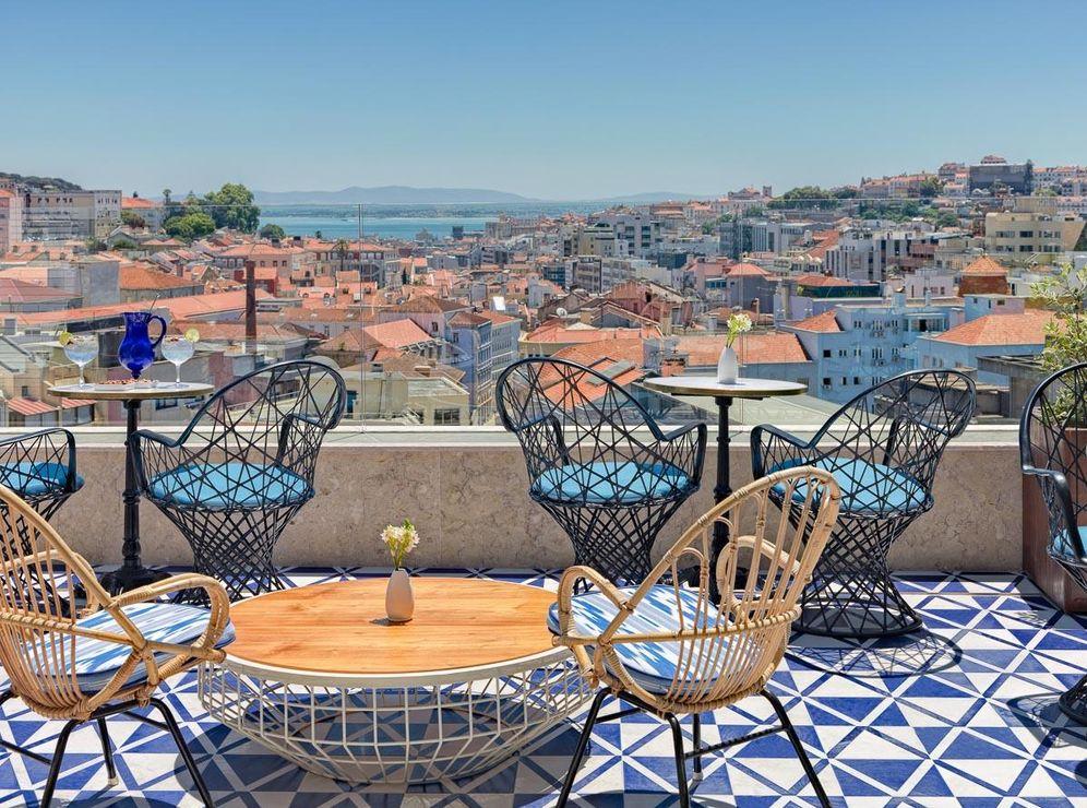 Foto: El H10 Duque de Loulé te pone Lisboa y el estuario del Tajo a tus pies (y a tus ojos)
